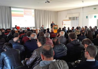 Agrumi Bio Sicilia, seminario tenutosi a Catania (CT) - Progetto Social Farming Sicilia